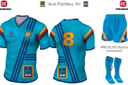 Football design stage 2 - artwork mockup