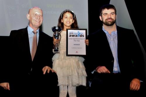 Peterborough Evening Telegraph Sports Awards 2015