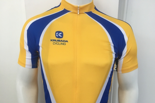 Gunite PRO Cycling Jersey (front)